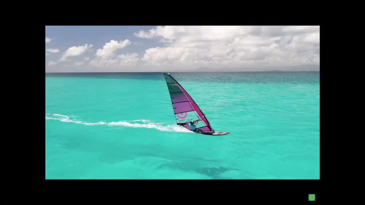 La Fisica nel Windsurf