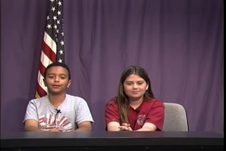 Northeast Elementary TNT News Broadcast May 18, 2018