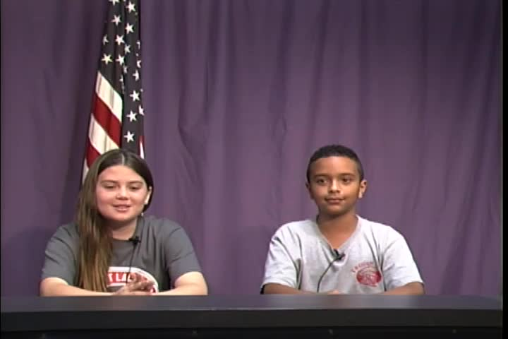 Northeast Elementary TNT News Broadcast May 24, 2018