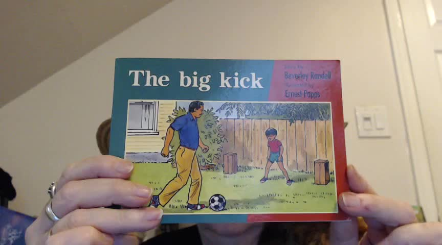 Tops the Monkey Presents...Short Read Aloud (Pk-1) The Big Kick