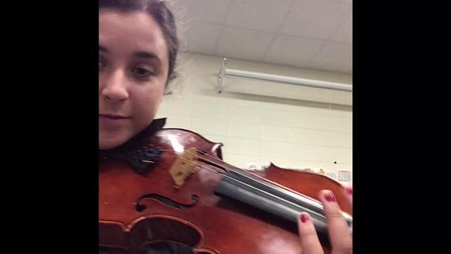Region  19  Violin Side 1 2018