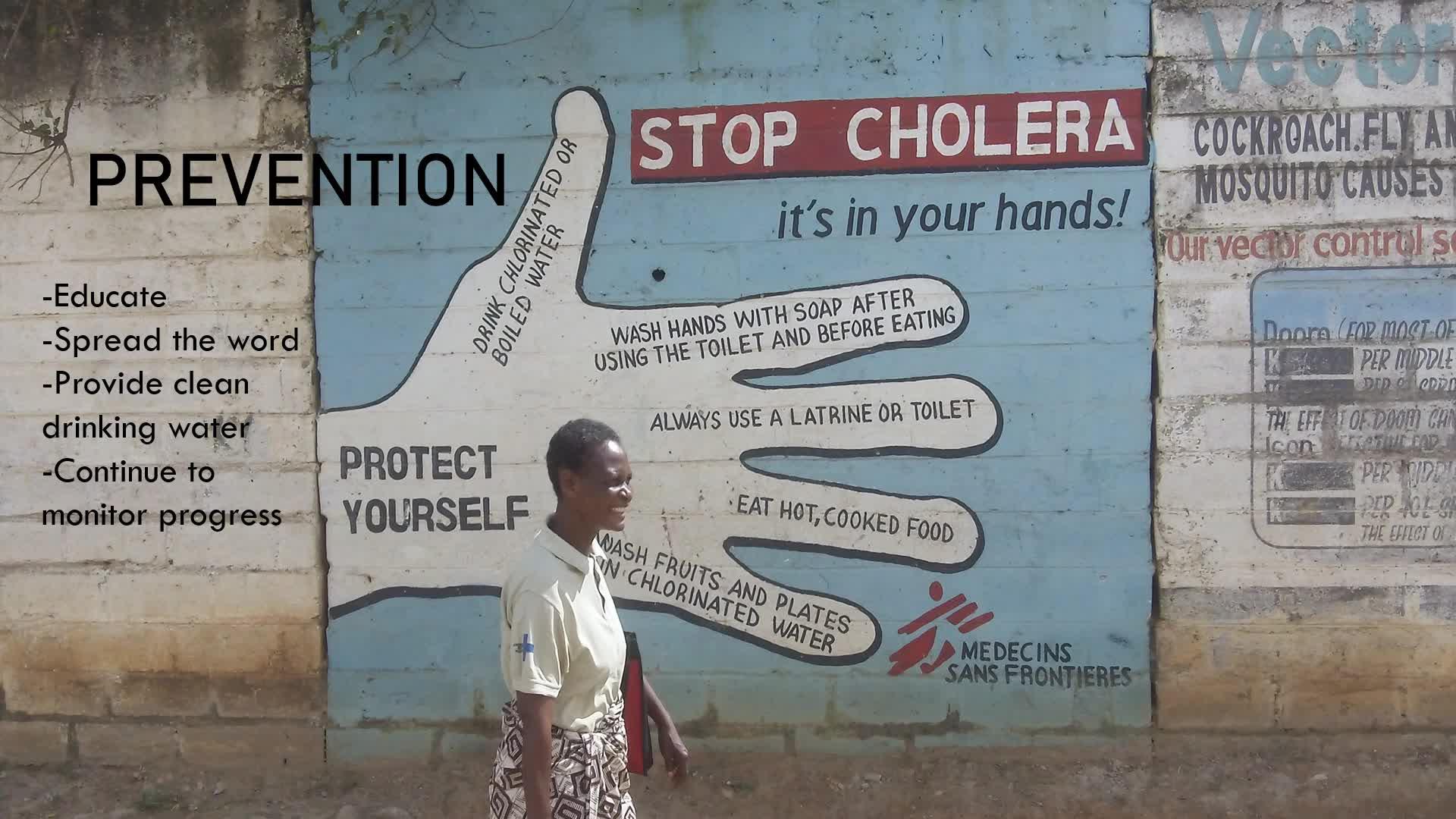 Controlling Cholera PHSA