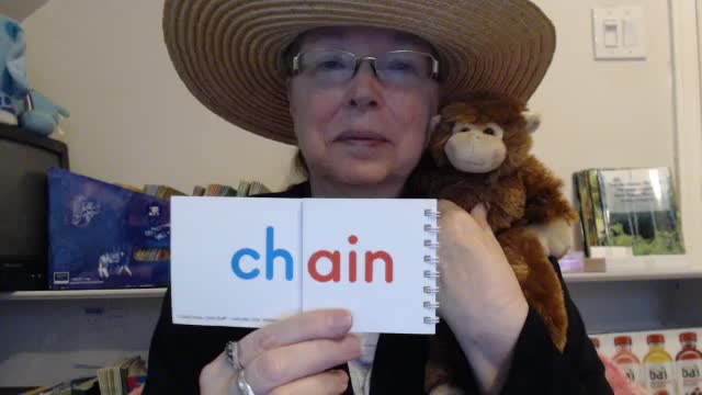 "Tops the Monkey Presents...the Digraph ""CH."""