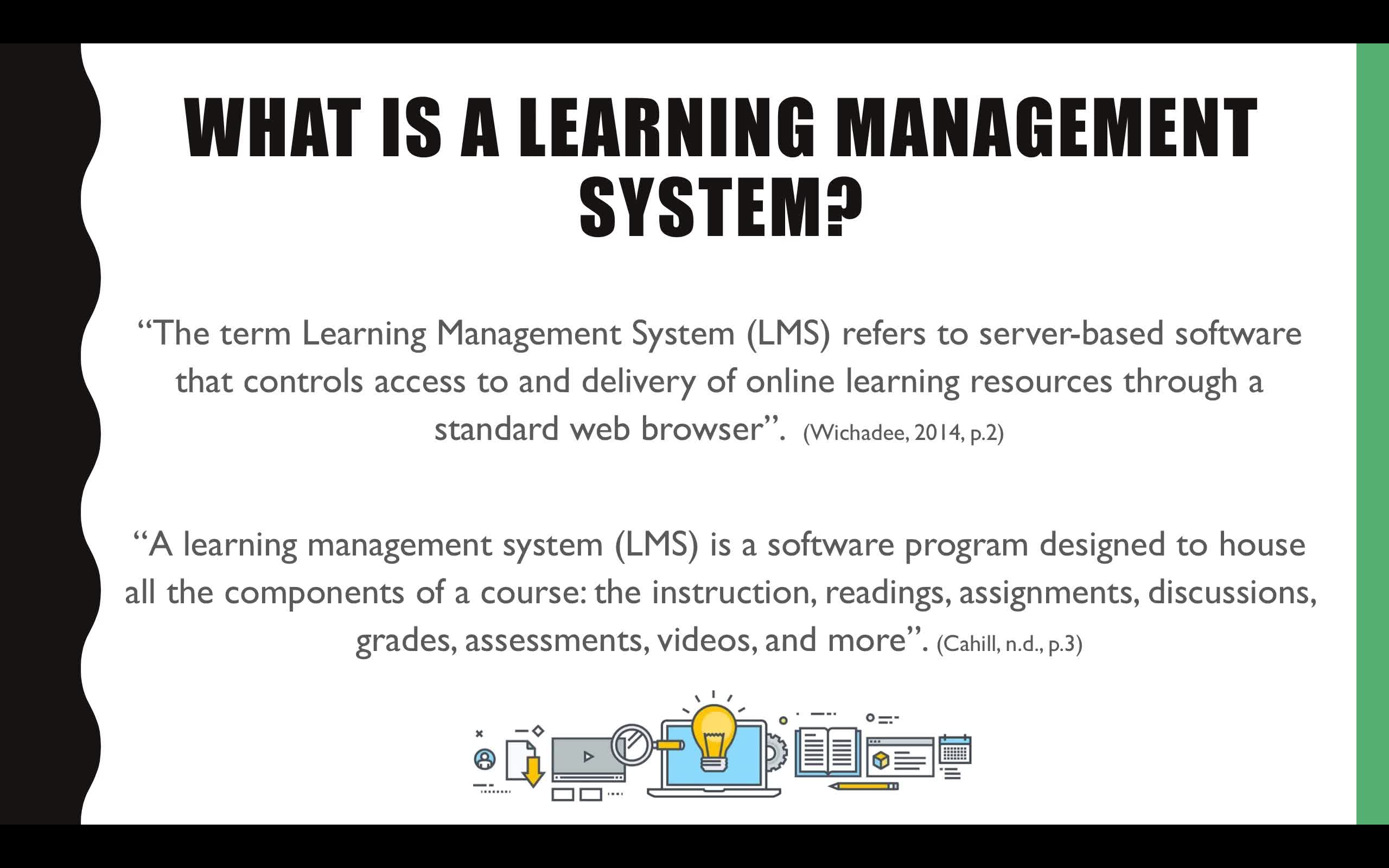Learning Management Systems DL5713