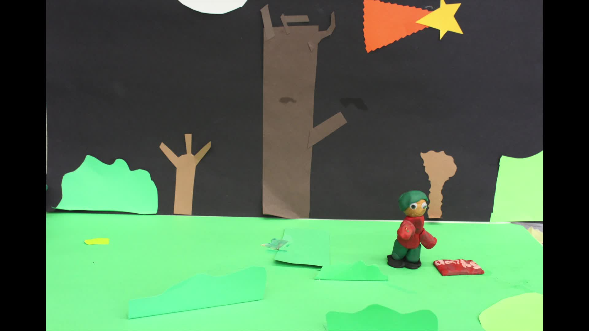 Evan PM Class Claymation