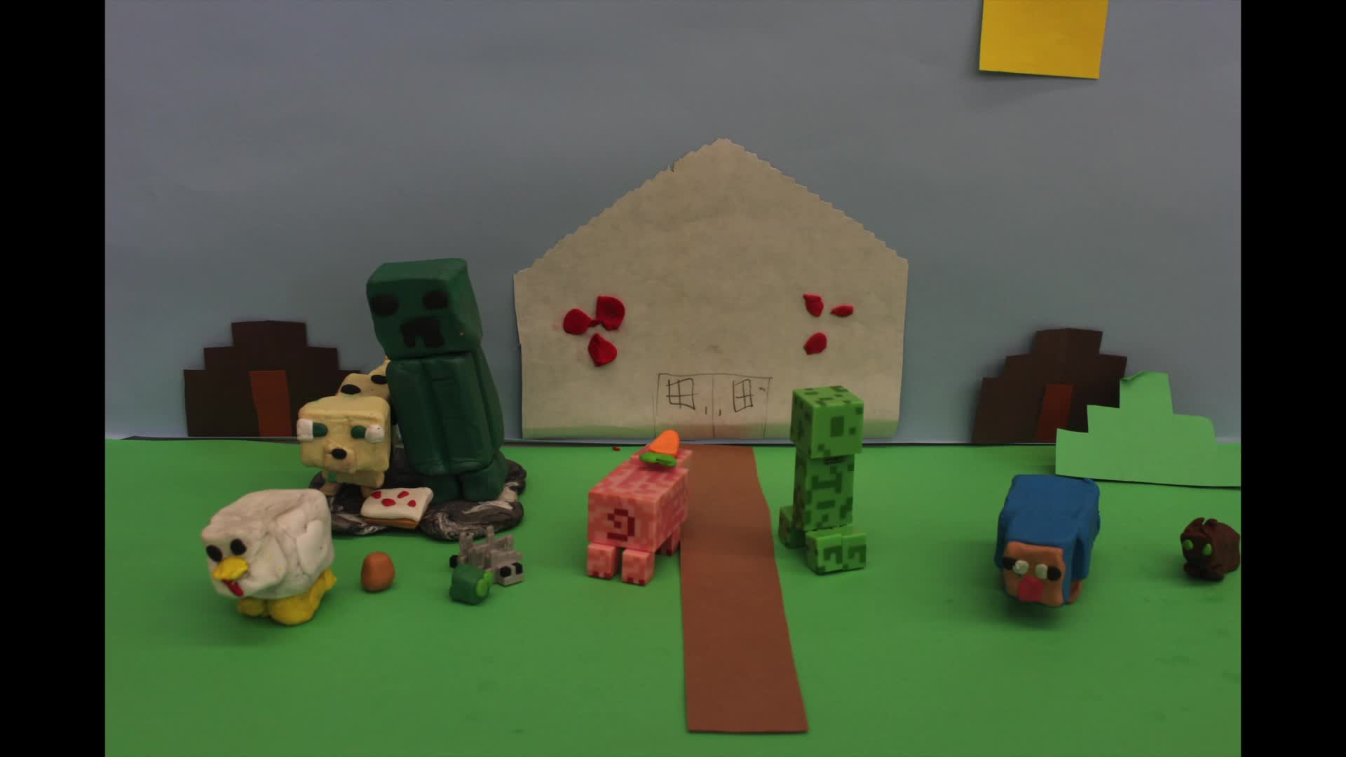 Kali PM Class Claymation