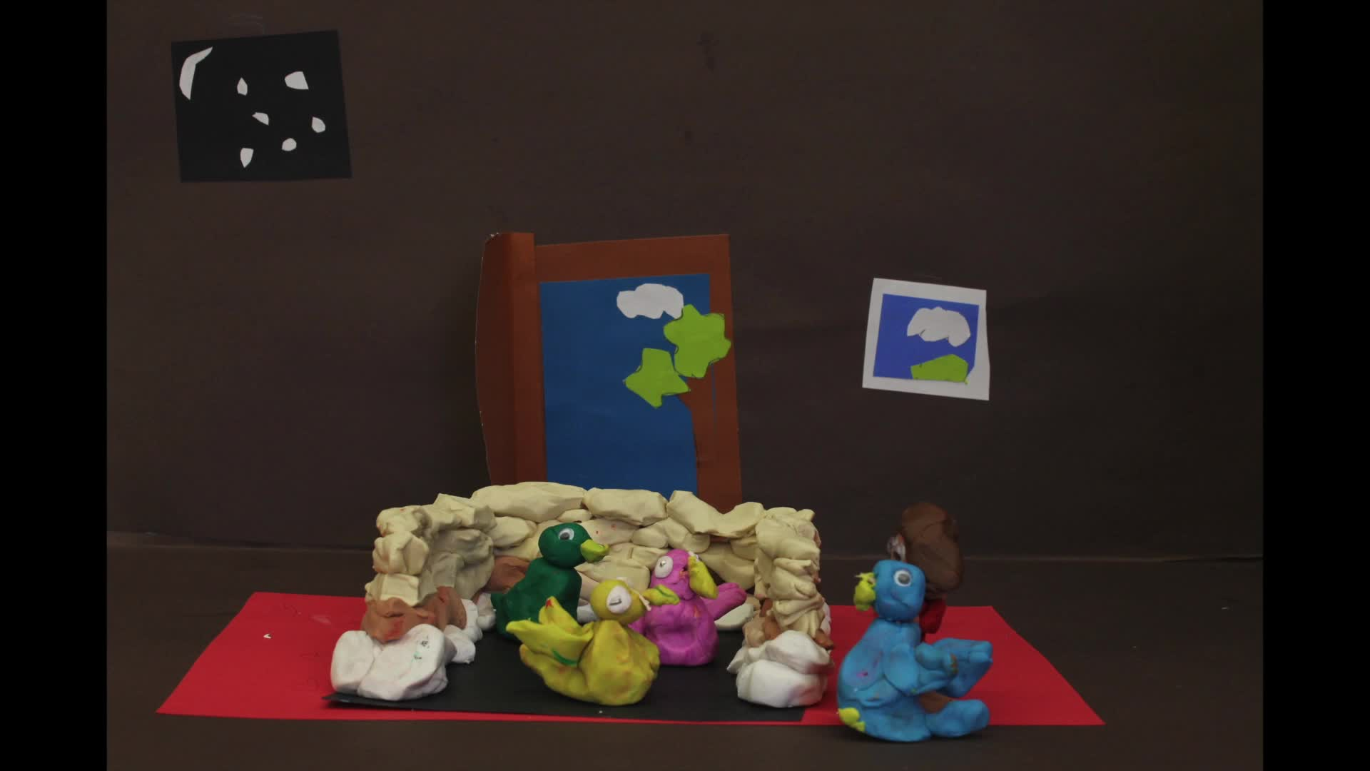 Natalie PM Class Claymation
