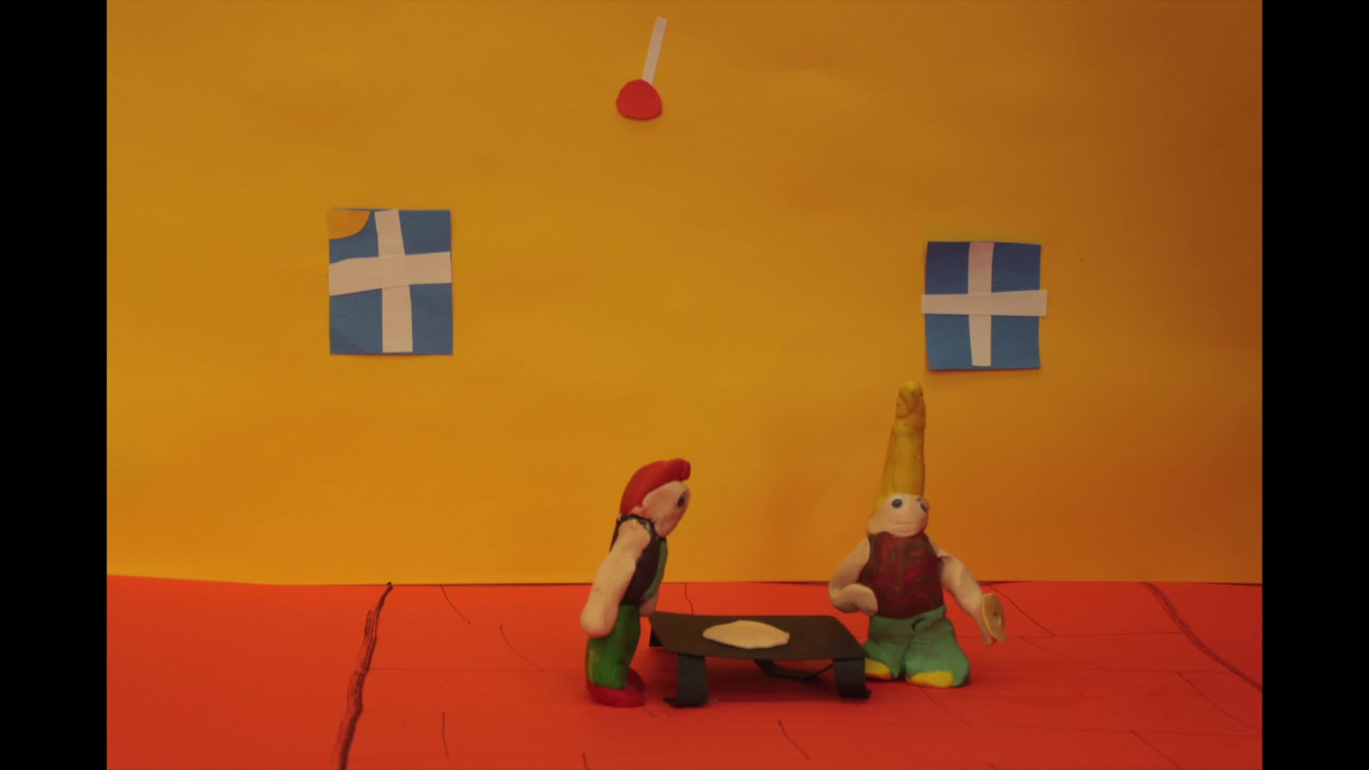 Ava G. PM Class Claymation