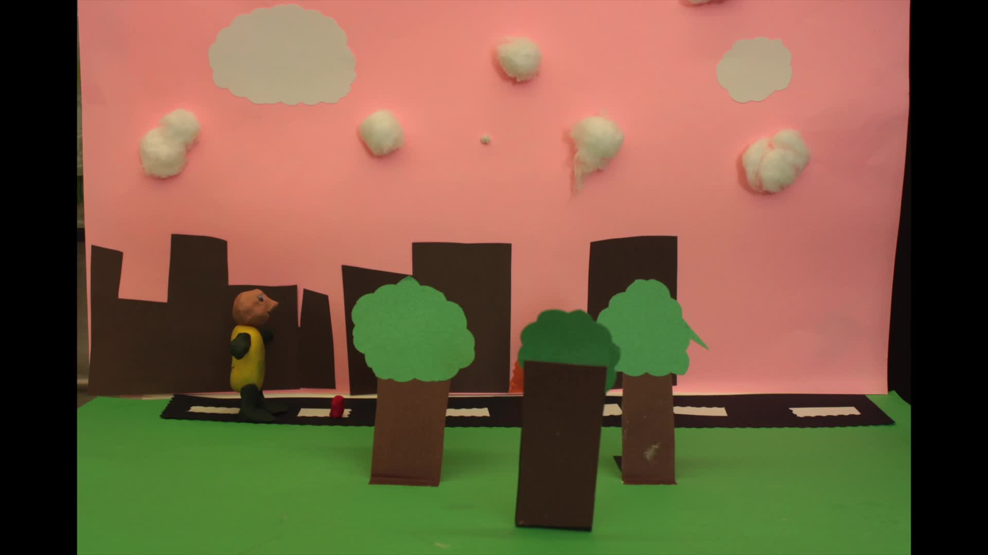 Manas PM Class Claymation
