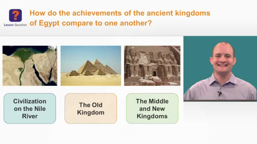 Unit 1 Early Egypt Video 1