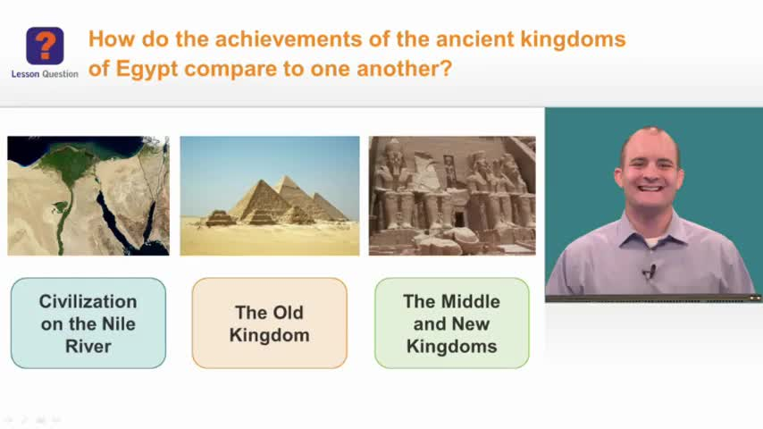 Unit 1 Early Egypt Video 3