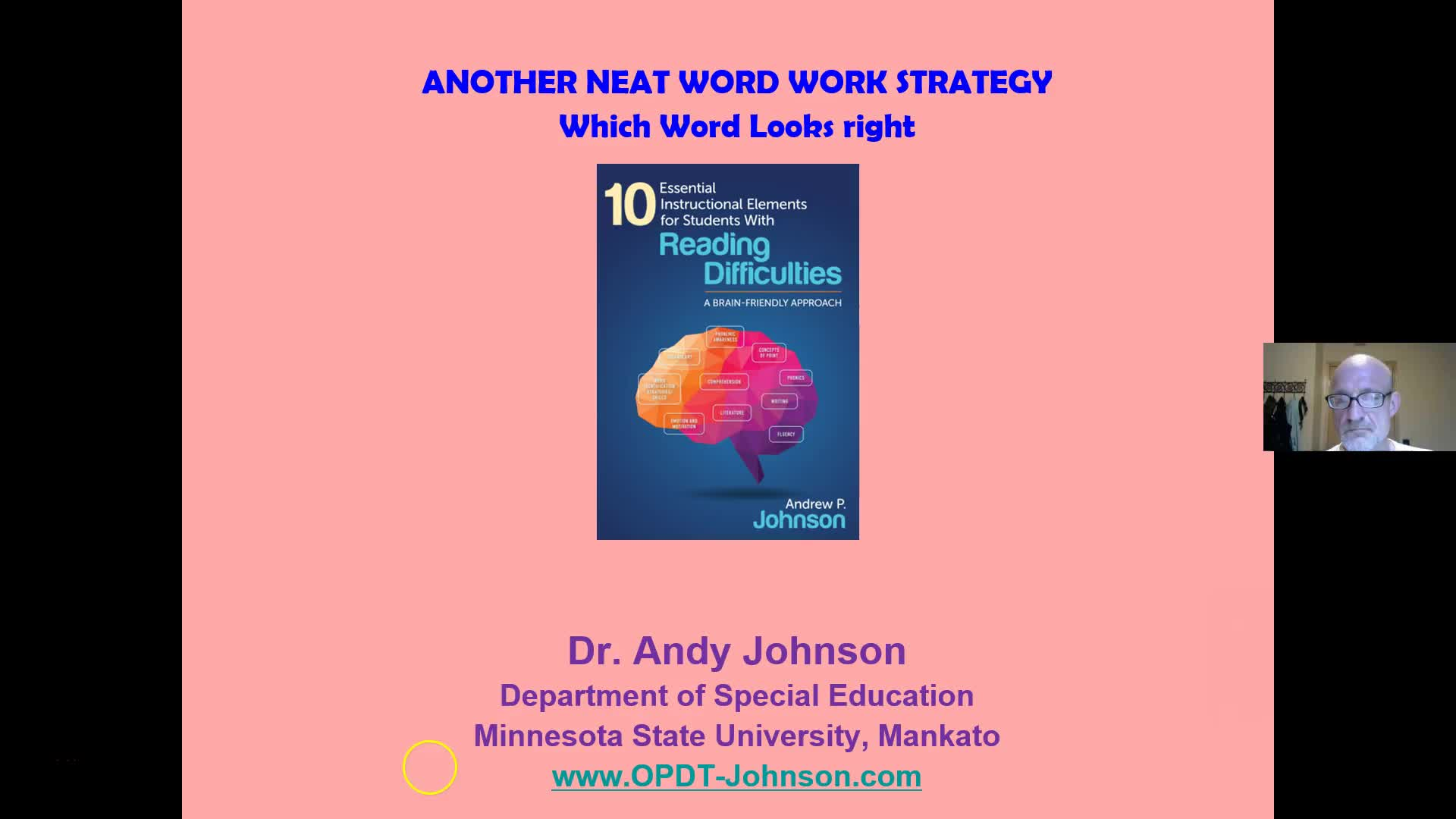 Word Work: Letter Pattern Recognition Activity