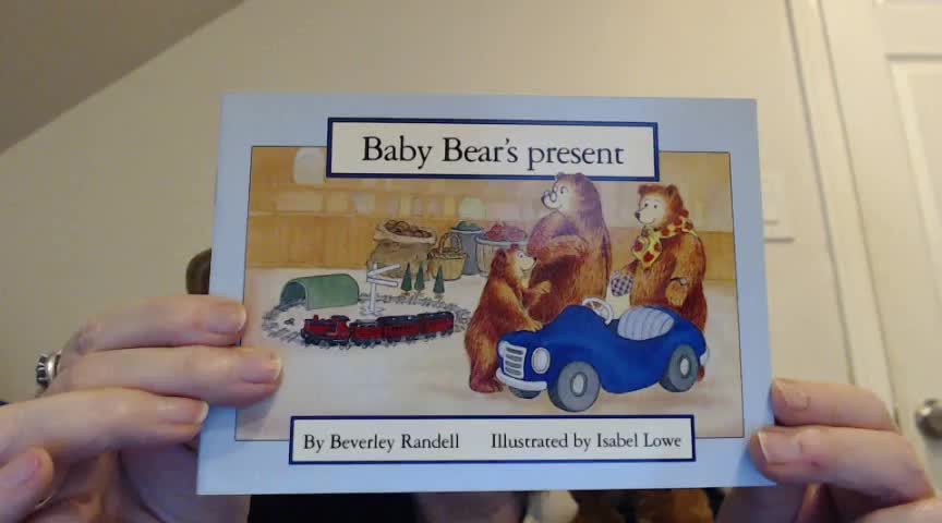 Tops the Monkey Presents...Short Read Aloud (Pre-K - 1st) Baby Bear's Present