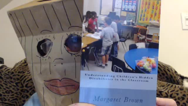 Bag Face Teacher: Understanding Children's Hidden Disabilities in the Classroom