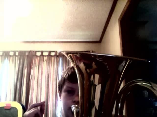 Baritone Playing Part 4 (Fail)