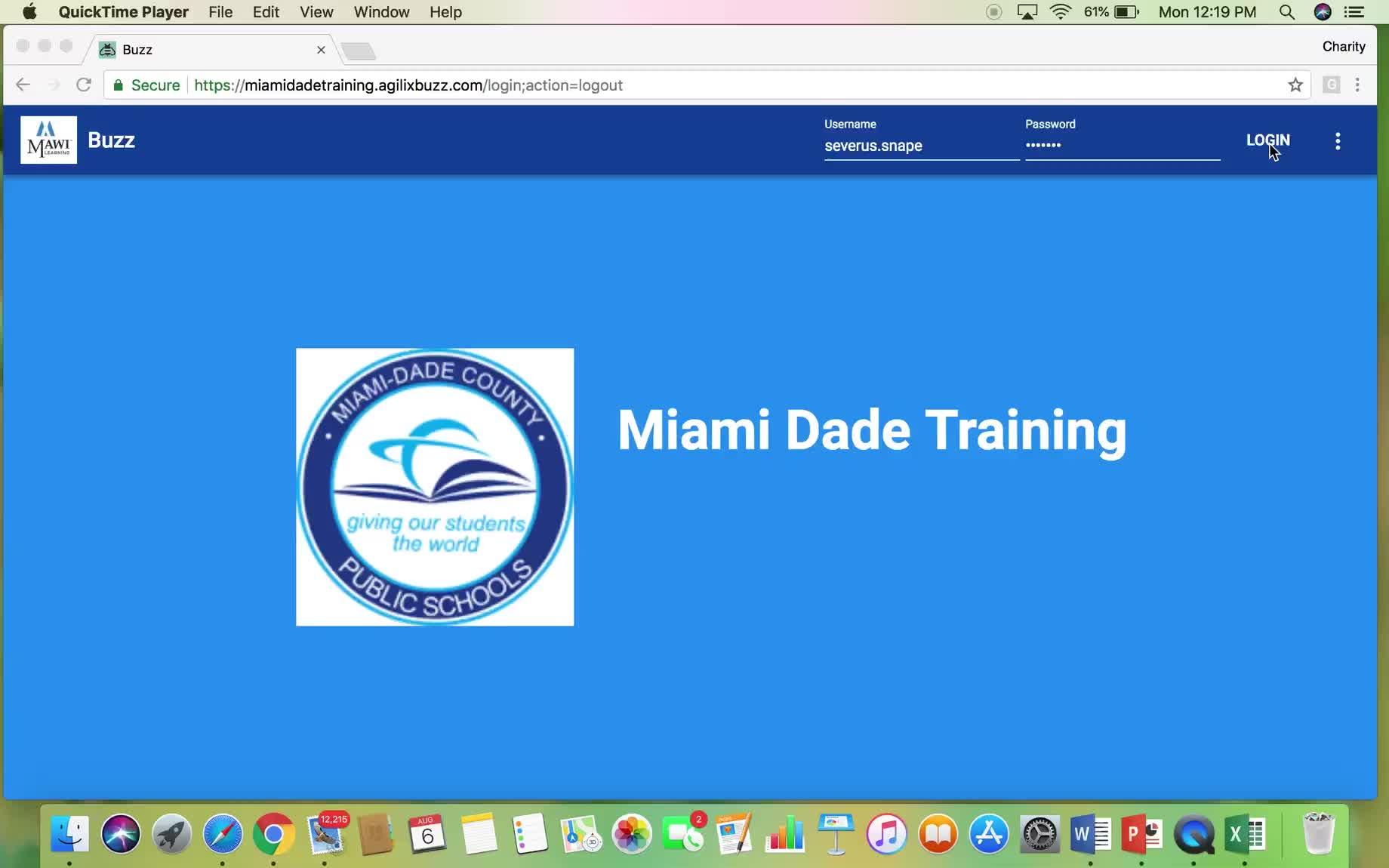 Powerful Educator Training