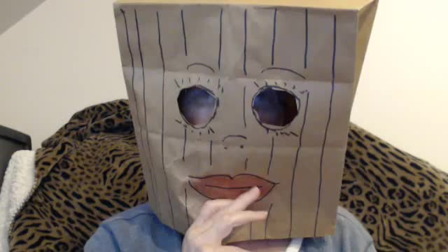 Bag Face Teacher (part four) Handling Stress by Sitting in a Chair