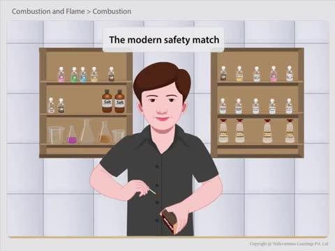 Safety Matchstick | Class 8 CBSE