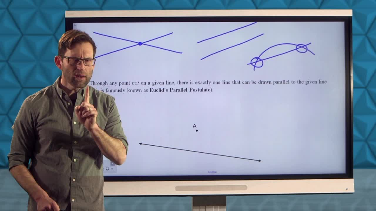 Common Core Geometry Unit 1 Lesson 8 More Properties of Lines