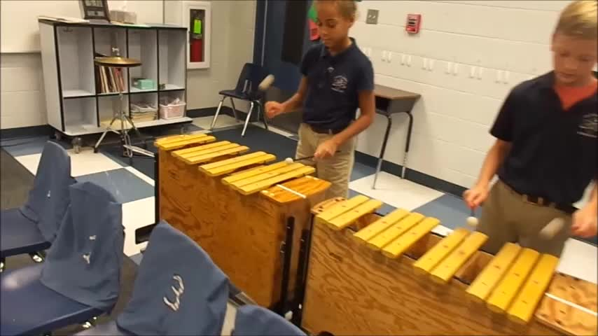 """18-19 Ms. Dunn's 5th grade class """"Out Goes the Rat"""" by Kriske/DeLelles"""