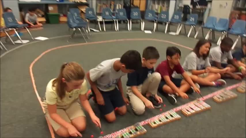 """18-19 Ms. Etts' 5th grade class """"Out Goes the Rat"""" by Kriske/DeLelles"""