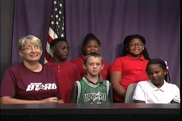 Northeast Elementary TNT News Broadcast September 19, 2018