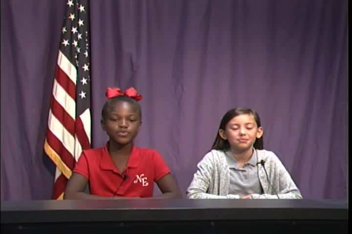 Northeast Elementary TNT News Broadcast September 20, 2018