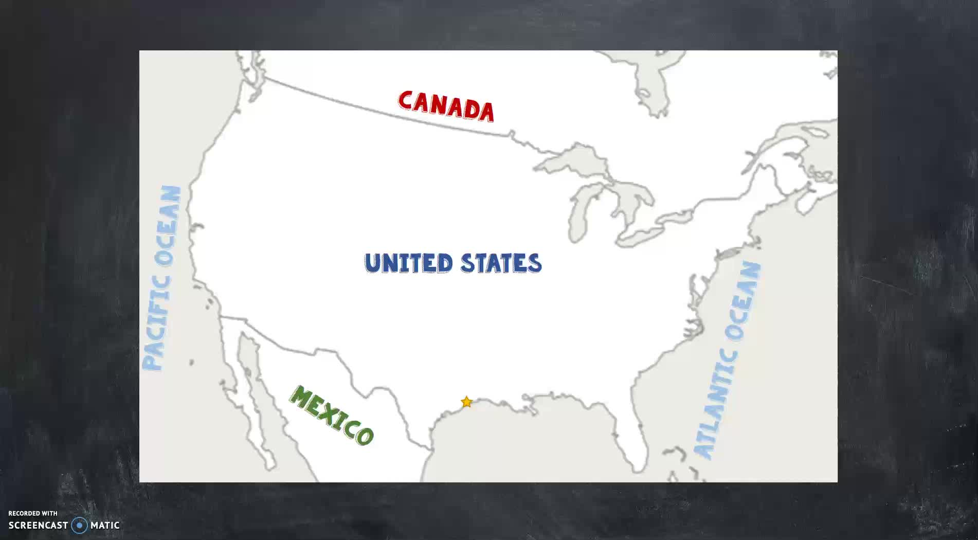 North America Geography