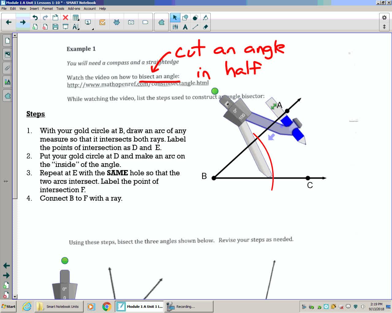 Mod 1 Lesson 3