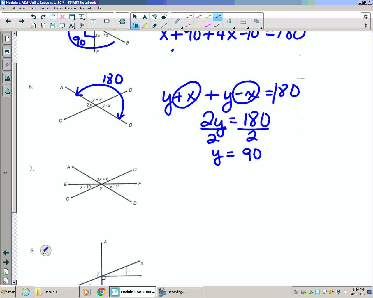 Mod 1 Lesson 7