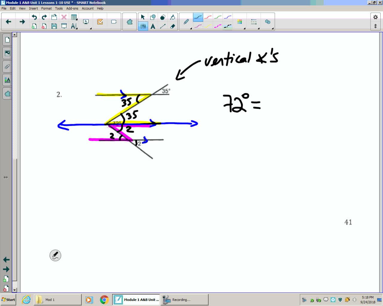 Mod 1 Lesson 9