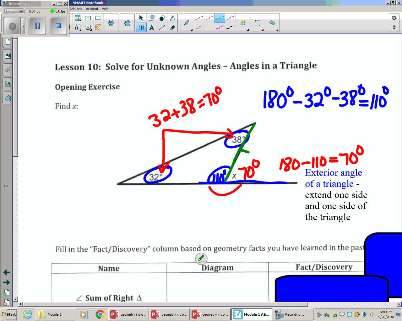 Mod 1 Lesson 10