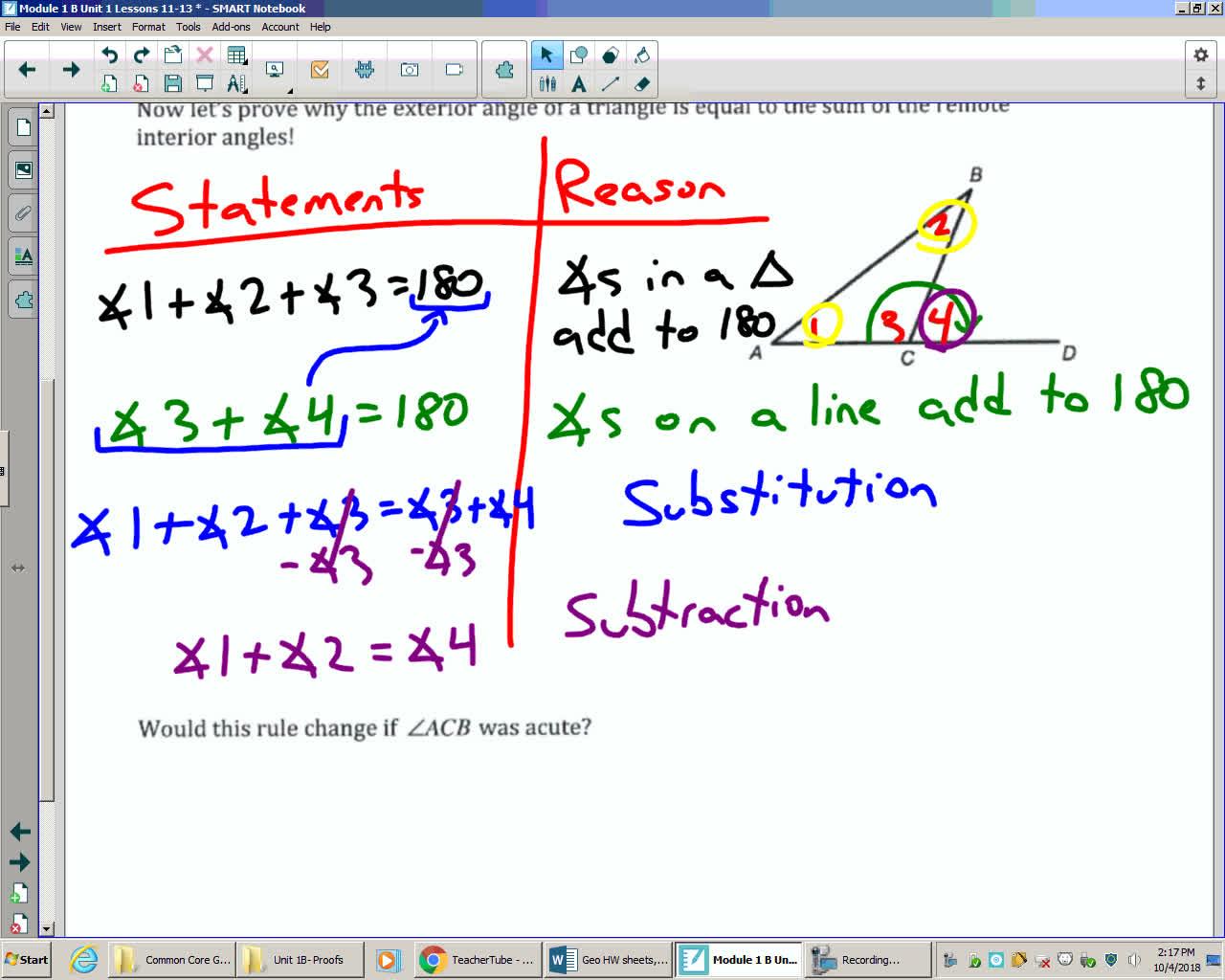 Mod 1B Lesson 11