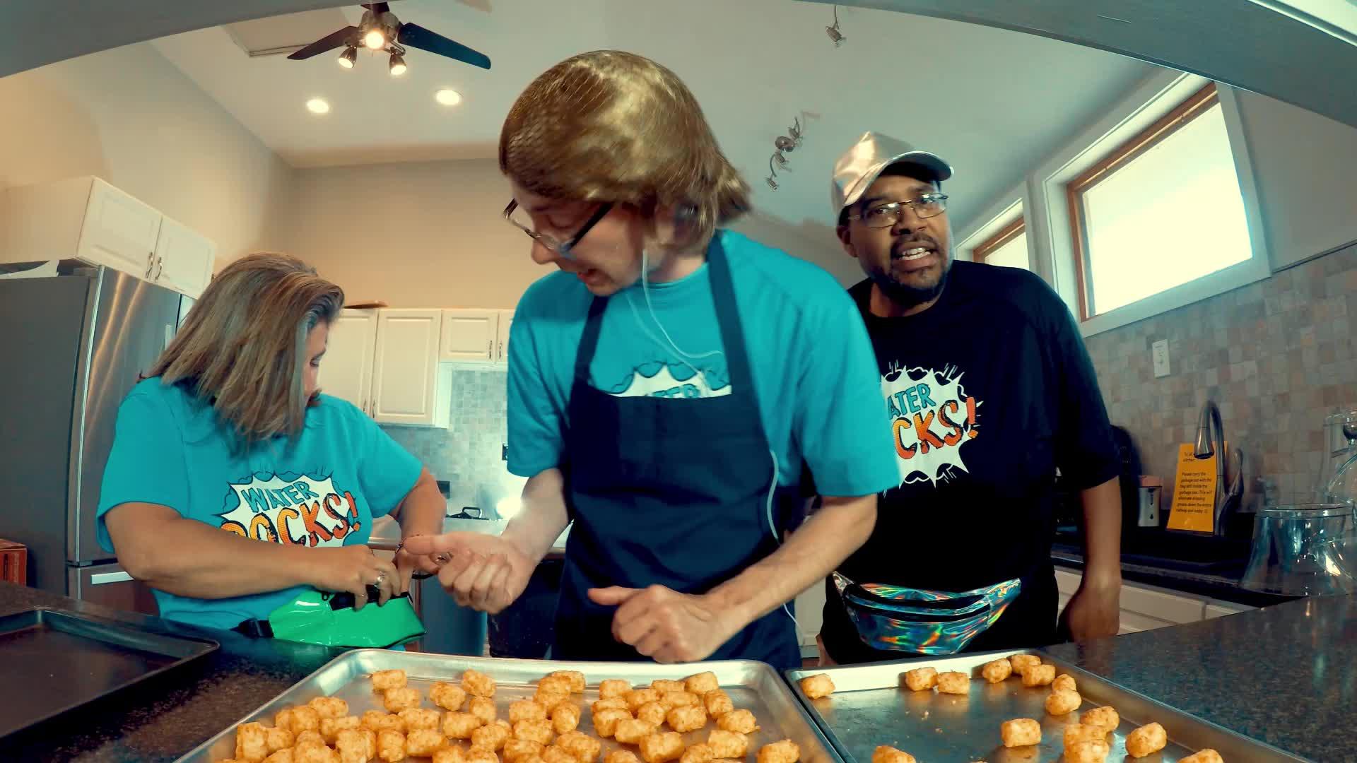 When We Waste Food Rap