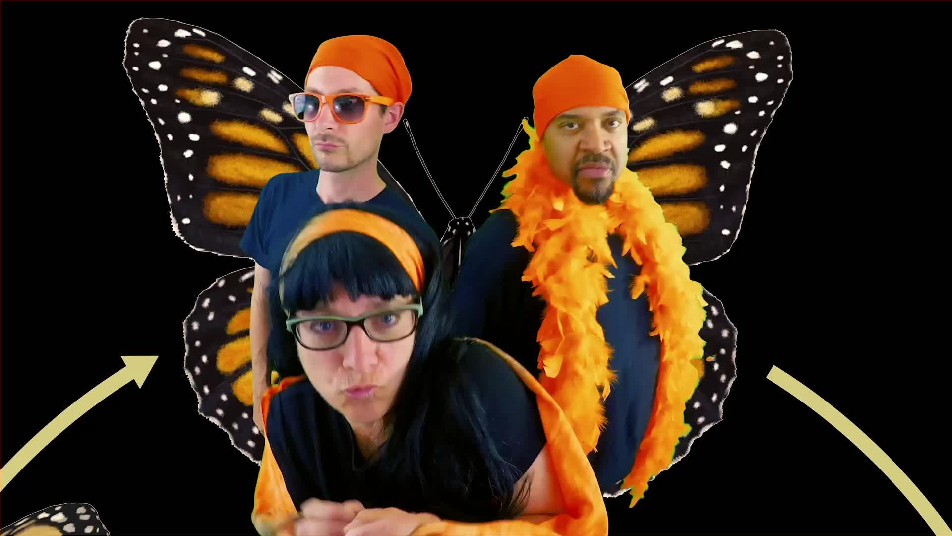Monarch Milkweed Magic