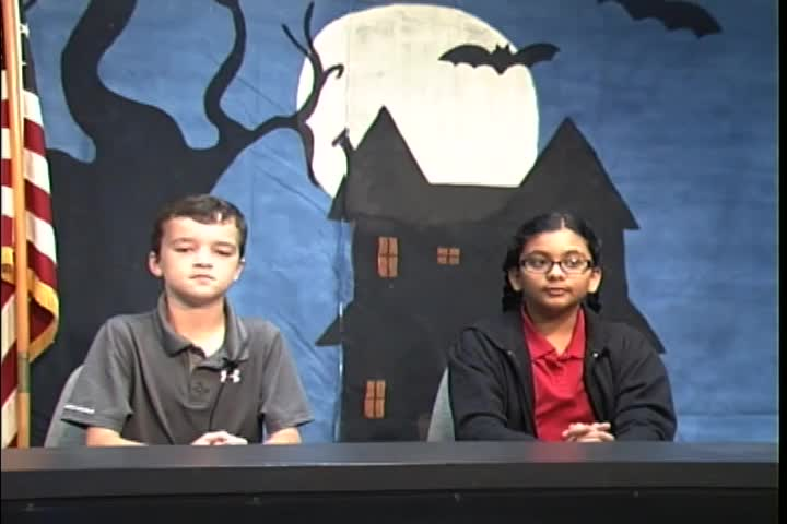 Northeast Elementary TNT Broadcast October 11, 2018