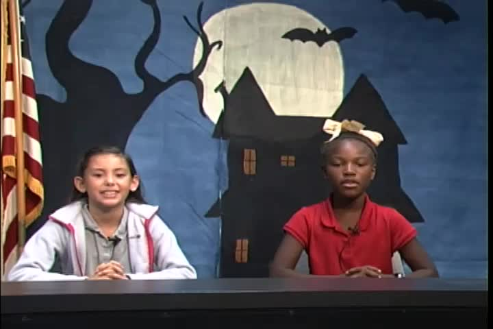 Northeast Elementary TNT News Broadcast October 10, 2018