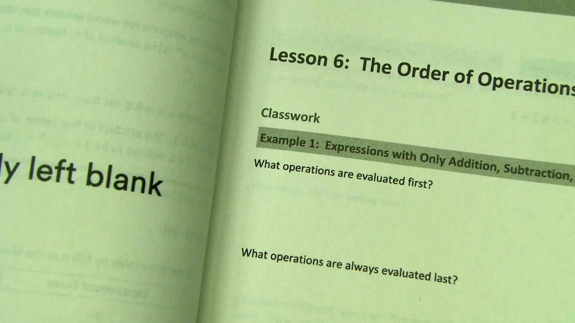 Module 4 - Lesson 6