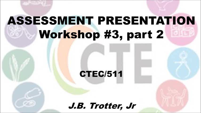 Assessment Presentation Part 2