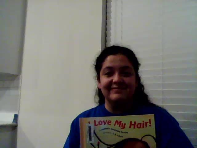 I Love my Hair by Natasha Tarpley
