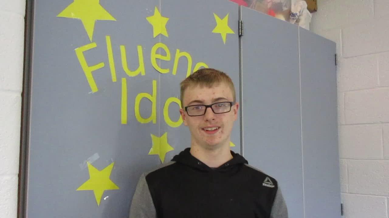 Fluency Idol 10-12-18 John