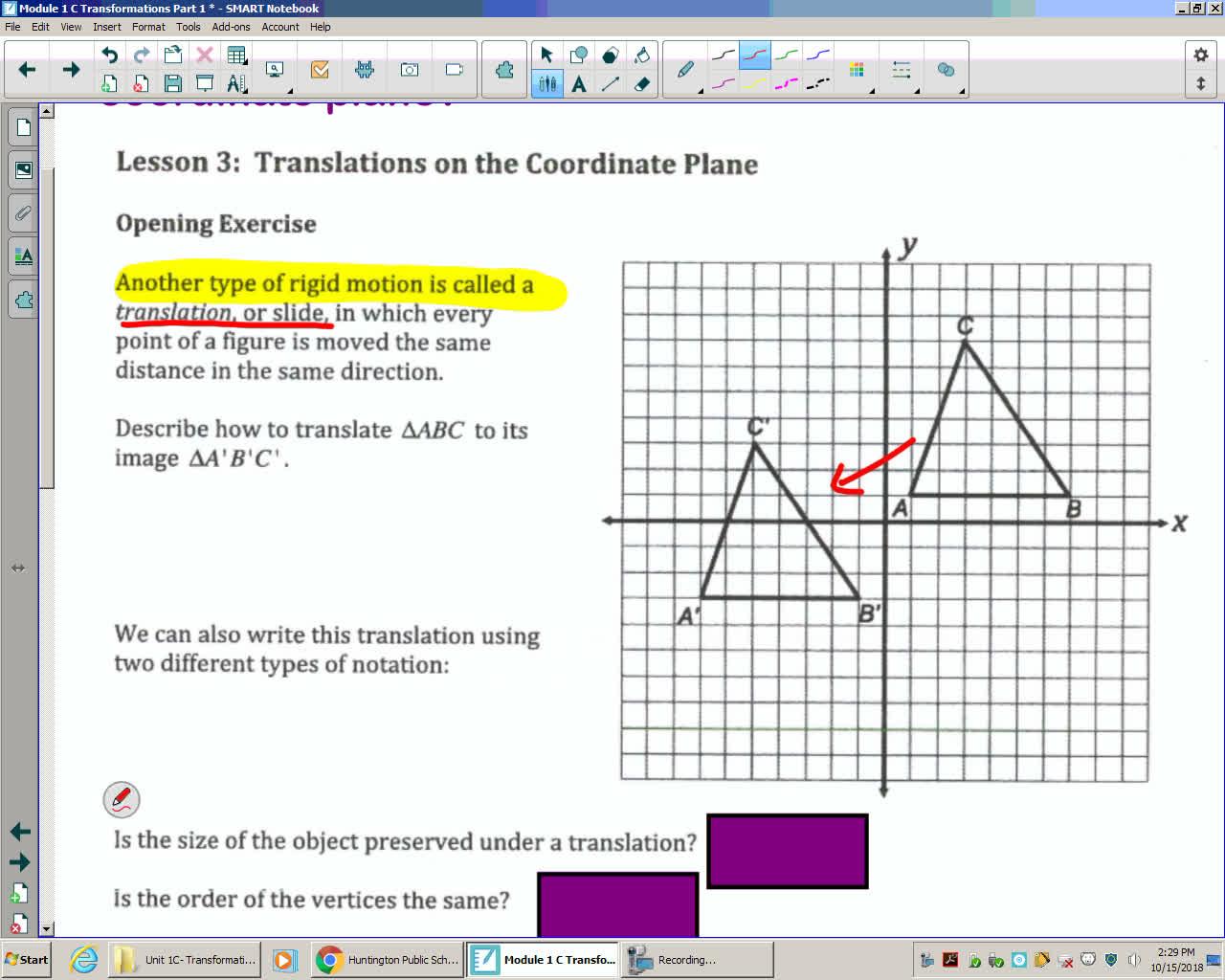 Mod 1C Lesson 3