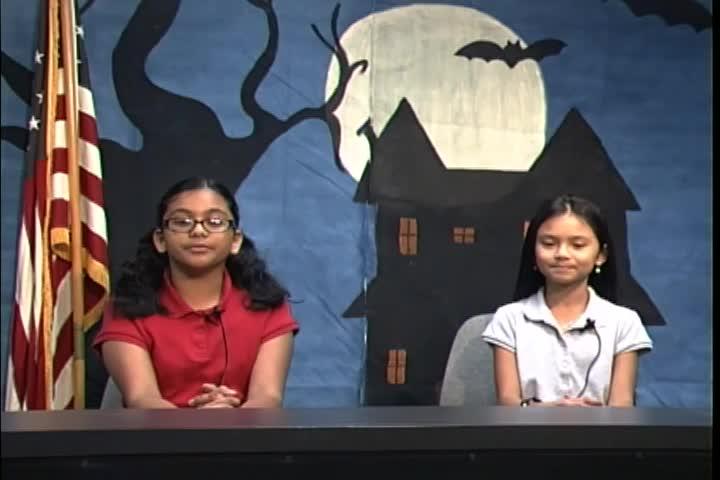 Northeast Elementary TNT News Broadcast October 15, 2018