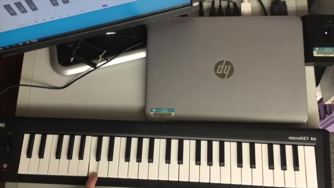 Keyboard Lesson 2