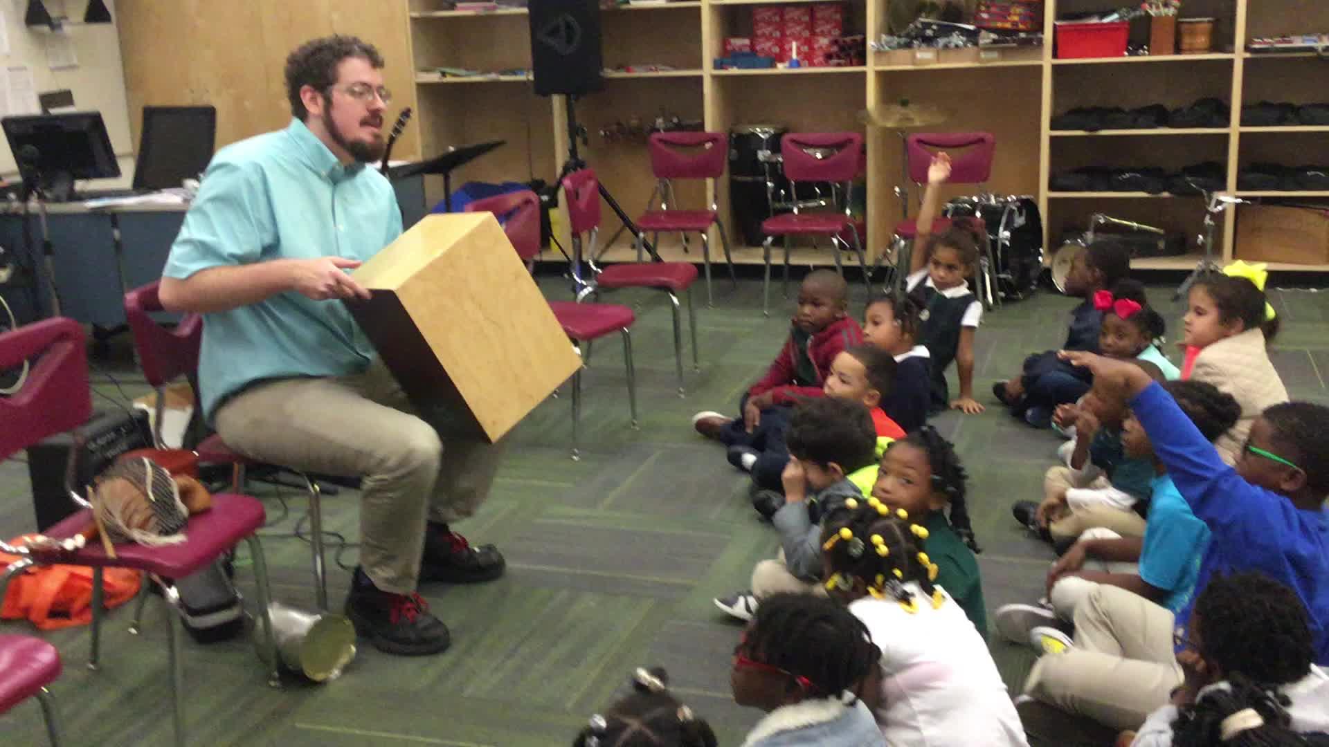 Music Drum Box