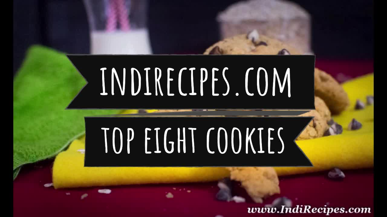 Famous Top 8 Cookies recipes