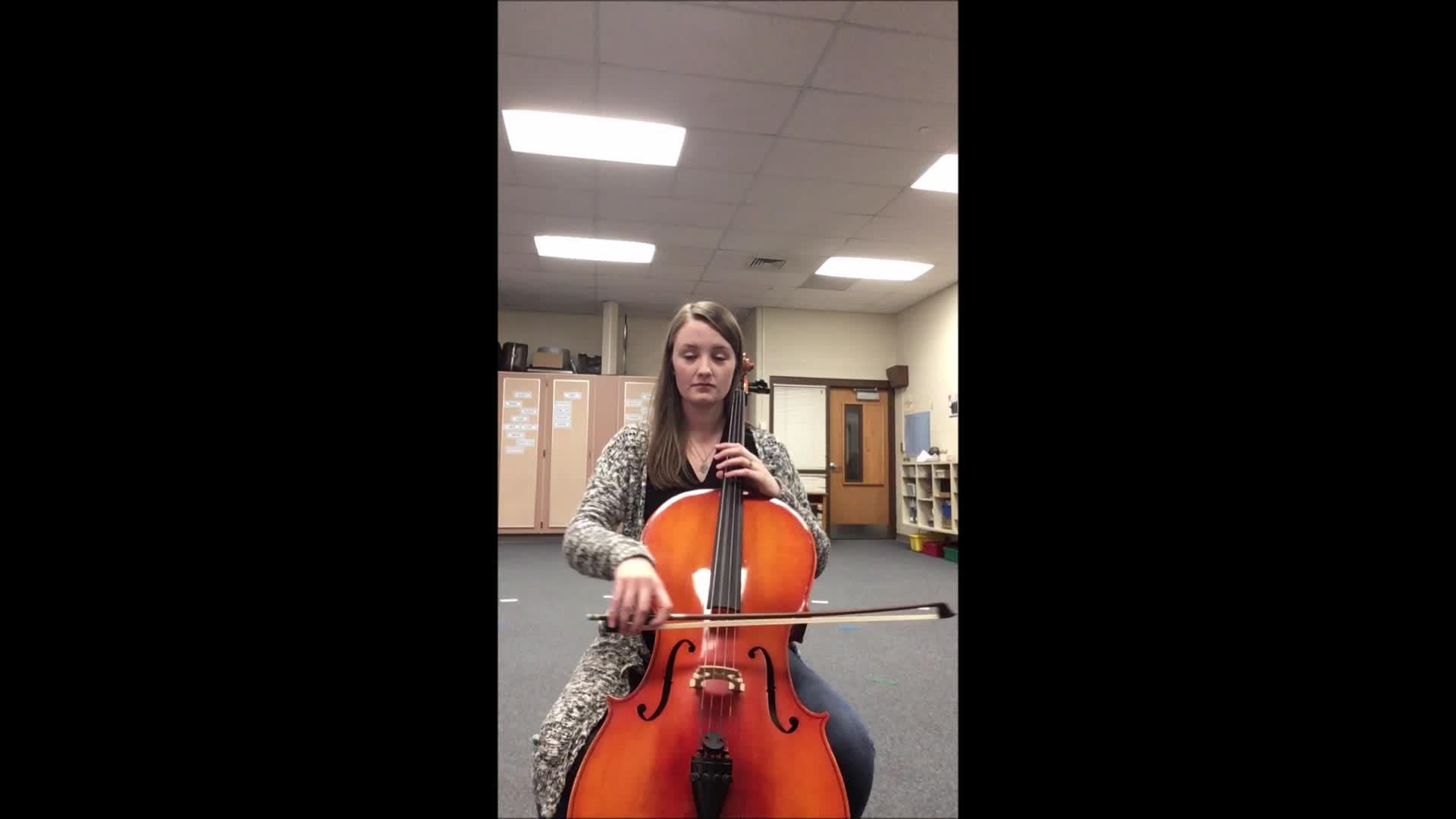 Cello Skip to My Lou