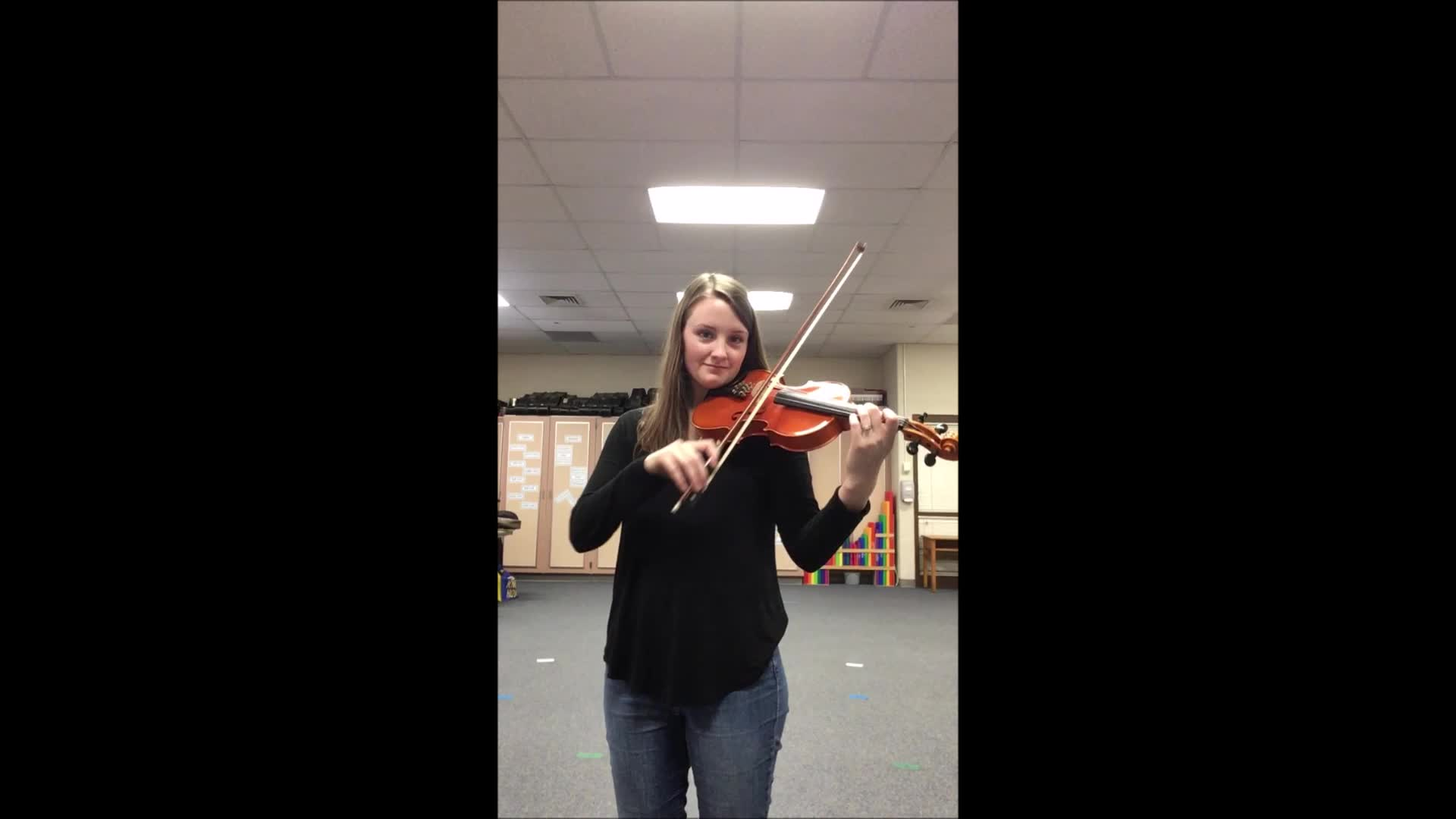 Viola Jingle Bells