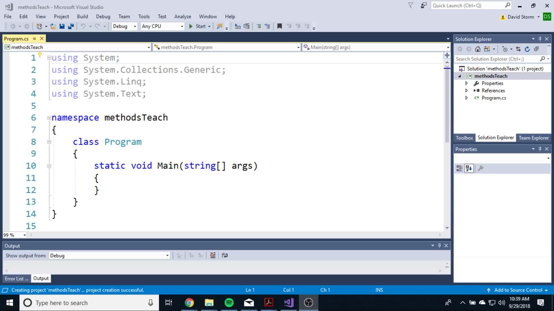 Computer Programming Methods