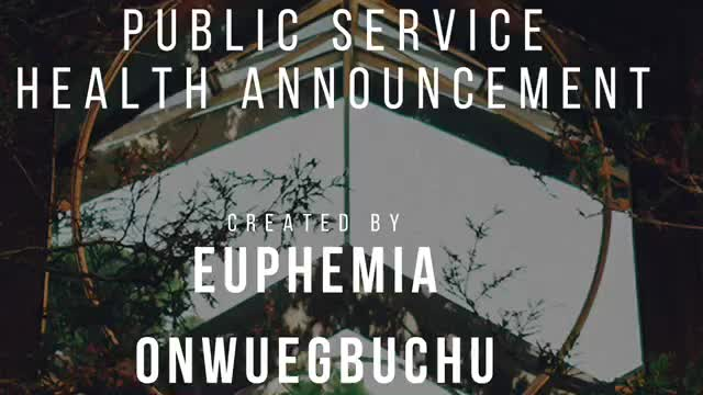 PSHA: Cholera Created By: Euphemia Onwuegbuchu